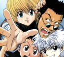 Hunter x Hunter (1999 Anime)