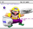 Wario's Super Meat Knuckles