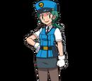 Oficial Jenny/Agente Mara