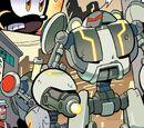 Civil Protection Robots