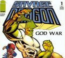 Savage Dragon: God War Vol 1 1