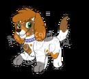 Love Grows, Rain or Shine: RustyXKailey Pups