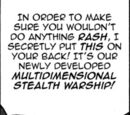 Crucero Invisible Multidimensional