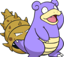 Speedy and Spikey the Slowbro