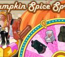 Pumpkin Spice Spree Spinner