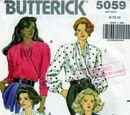 Butterick 5059 A
