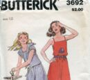 Butterick 3692 B