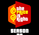 The Price is Right/Season 36 Statistics