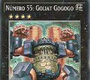 Número 55 Goliat Gogogo