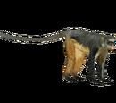 Wolf's Mona Monkey (DutchDesigns)