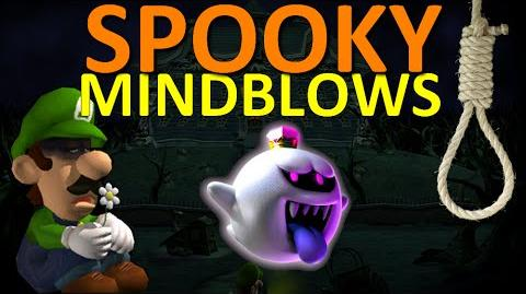 Luigi KILLED HIMSELF... - Spooky Mindblows