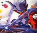 Super Saiyajin Dios Super Saiyajin/Gohan Mistico vs Super Janemba