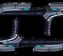 Blaster Tonfas