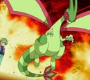 Drew's Pokémon