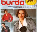 Burda 6771