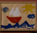 James's painting
