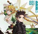 Sword Art Online Manga/Fairy Dance Band 1