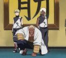 Enter the Five Kage!