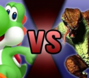 Yoshi VS Riptor
