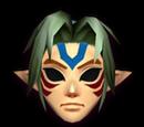 Maschera della Furia Divina