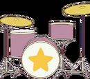 Amethyst's Drums