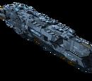 CMF Auspicious-Phoenix Class Space Carrier