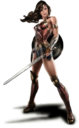 Wonder Woman with sword and shield concept art.png