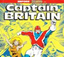 Captain Britain (Trade Paperback) Vol 1 1