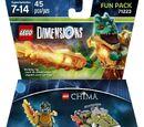 71223 Legends of Chima Cragger Fun Pack