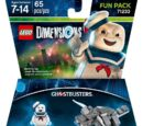 71233 Ghostbusters Stay Puft Fun Pack