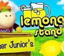 Bowser Junior's Lemonade Stand!