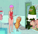 Cart Rustlers / Swim Lessons