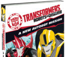 XD1/Transformers: Robots in Disguise DVD Release
