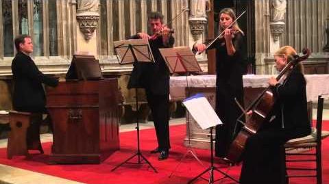 Antonín DVOŘÁK Bagatellen, op. 47, pour deux violons, violoncelle et harmonium (1878)