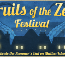Fruits of the Zee Festival