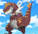 Scientist's Tyrantrum