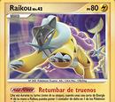 Raikou (Maravillas Secretas TCG)