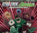 Star Trek/Green Lantern: The Spectrum War Vol 1 1