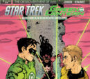 Star Trek/Green Lantern: The Spectrum War Vol 1 2