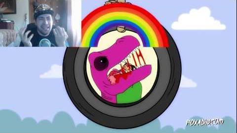Kushowa Reacts to SCIENTIFICALLY ACCURATE™: BARNEY