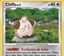 Cleffa (Diamante & Perla TCG)