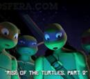 O Surgimento das Tartarugas (Parte 2)