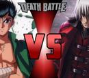 Yusuke Urameshi vs. Dante