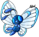 Blue butterfree logo.png