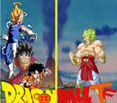 La batalla contra el Super Saiyajin Legendario