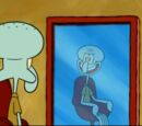 Alternate-Universe Squidward