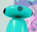 De quizmaster robot