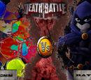 Nintendo Vs Dc Comics Themed Death Battles