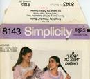 Simplicity 8143 A