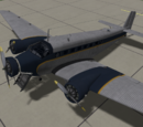 Junkers Ju 52/3m (CheerMaster)